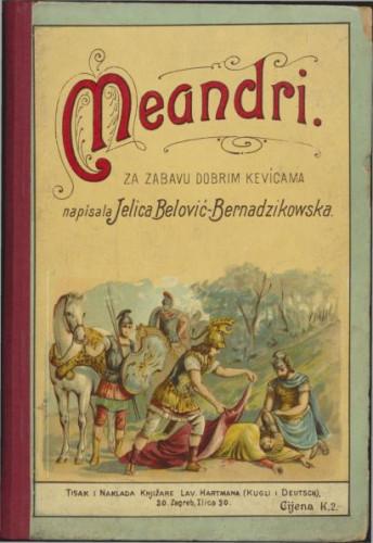 Meandri : za zabavu dobrim kevicama / napisala Jelica Belović-Bernadzikowska