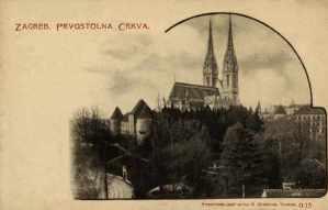 Zagreb, Prvostolna crkva