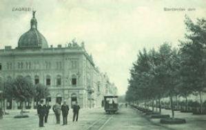 Zagreb : Starčevićev dom