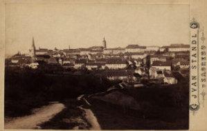Zagreb : panorama / Ivan Standl