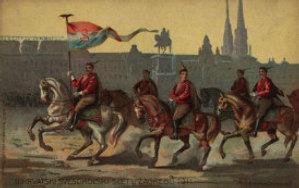 II. hrvatski svesokolski slet u Zagrebu 1911. / V. Rožankowski