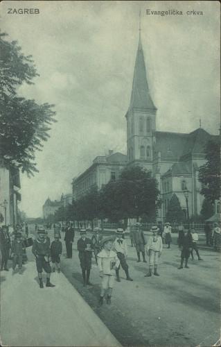 Zagreb : Evangelička crkva