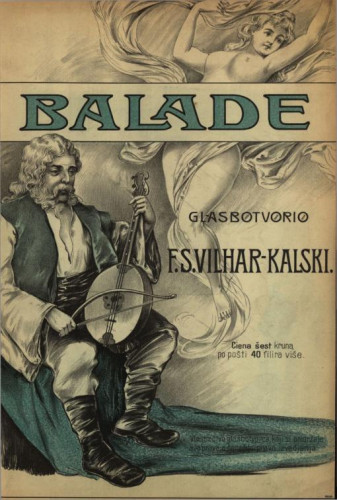 Balade / glasbotvorio F. S. Vilhar-Kalski