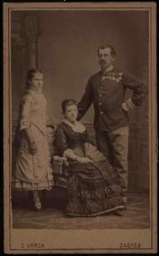 Portret obitelji / G. Varga
