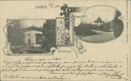 Zagreb : Tuškanac