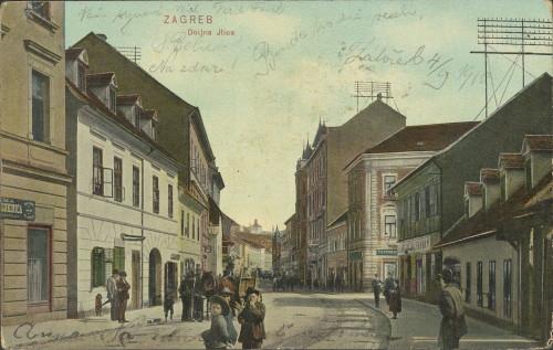 Zagreb : doljna Ilica