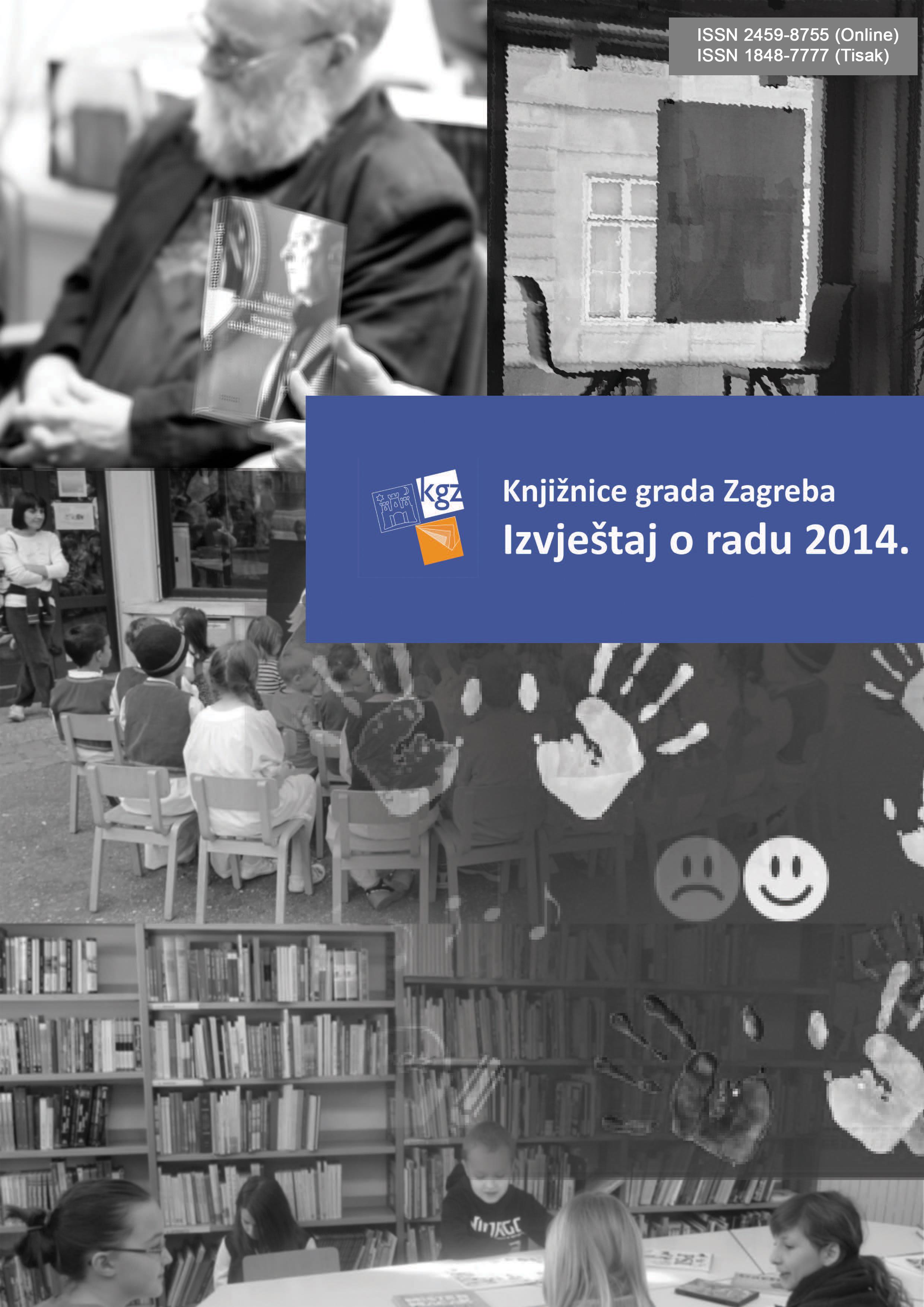 Izvještaj o radu 2014.