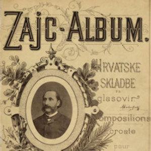 Zajc-album : hrvatske skladbe za glasovir