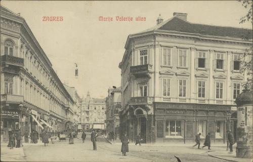Zagreb : Marije Valerije ulica