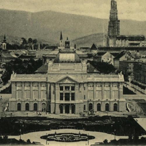 Zagrebačke razglednice